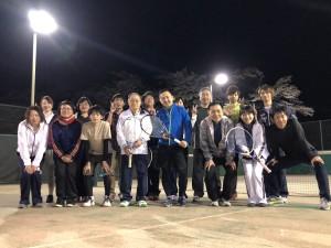 テニス交流会
