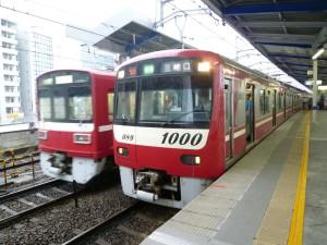 第3話 京急線の旅(京急蒲田駅から京急川崎駅経由大師線)