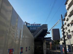 25_産業道路駅