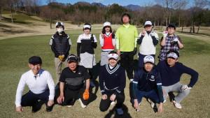盛り上がる 第71回ゴルフコンペ